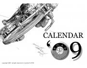 Calendrier HD RS92 2009